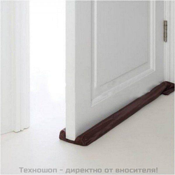 Двустранен уплътнител за под врата