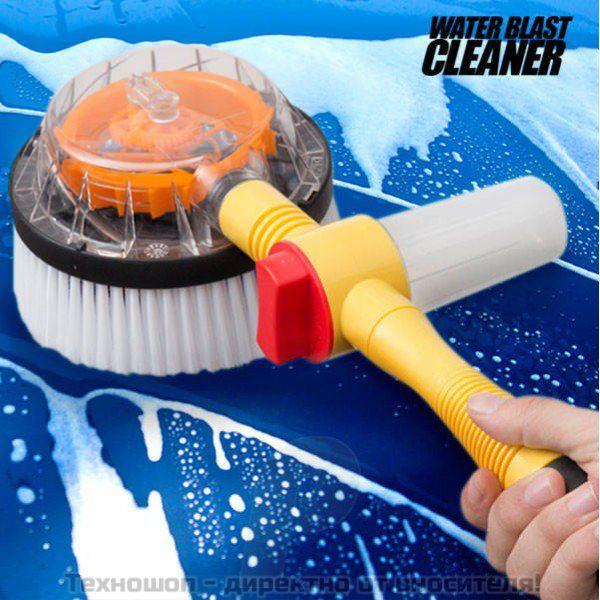 Автоматично въртяща четка за миене на кола