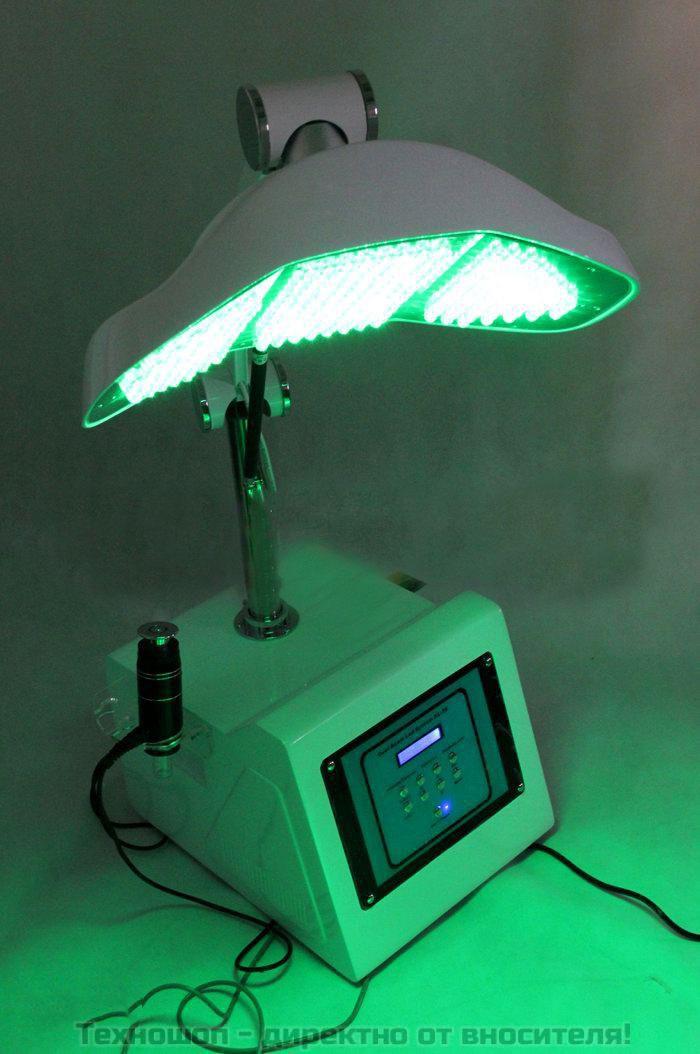 Козметичен уред за LED фотодинамична терапия - за цялото тяло