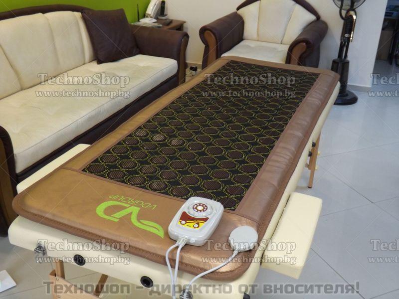 Турманиев килим - матрак от турмалин и германий - загряващ