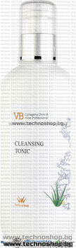 "ПОЧИСТВАЩ ТОНИК ""VB collagena clinic & Aloe professional"""