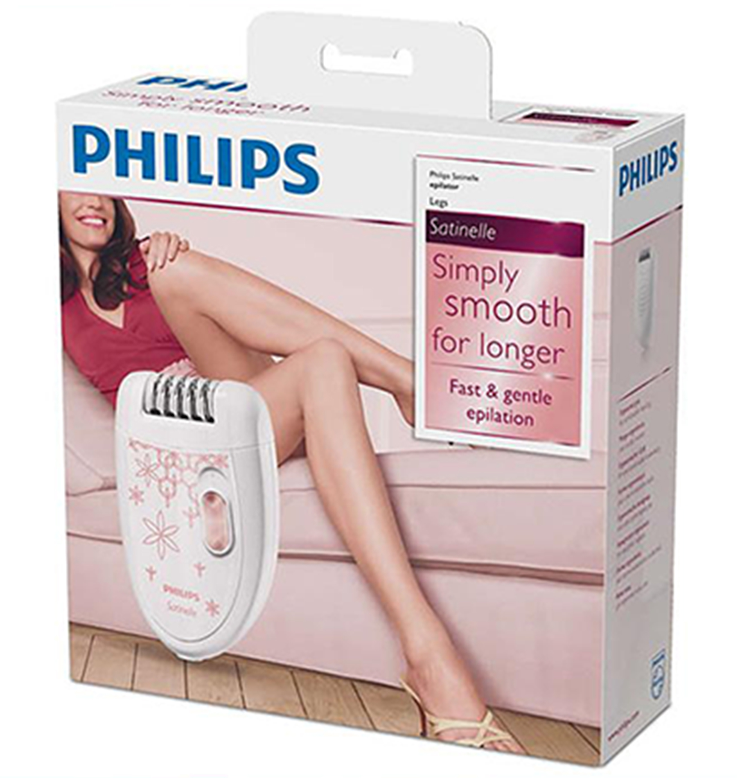Eпилатор Philips Satinelle Legs HP6420/00
